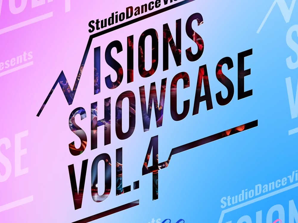 【2019/11/30〜12/1】StudioDance√isions presents√isions Showcase vol.4